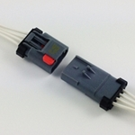 12V SEALED INLINE ELECTRICAL CONNECTORS
