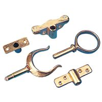 BRONZE OARLOCK TOP MOUNT SD5808001