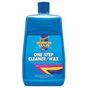 MEGUIAR'S ONE STEP CLEANER WAX Qt