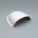 PVC CLAMSHELL VENTILATOR - 4in