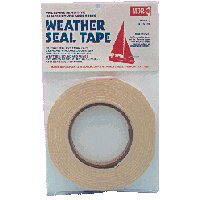 WEATHERSEAL TAPE 1/8x3/8x10ft