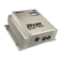 CHARLES 20AMP 2000 SP ELECTRONIC CHARGER