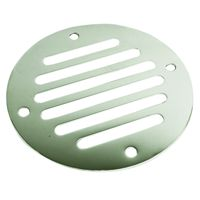 SS ROUND DRAIN COVER 3-1/4 IN SD3316001