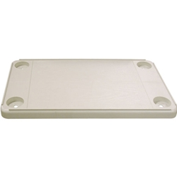 "JIF MOLDED RECTANGLE TABLE TOP 28""x16"""