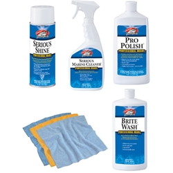 YACHT BRITE CLEANING/PROTECTION PRODUCTS