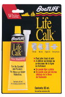 LIFE CALK SEALANT TUBE BLACK