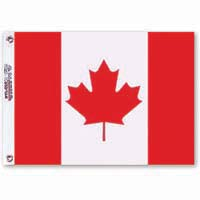12in x 18in CANADIAN FLAG