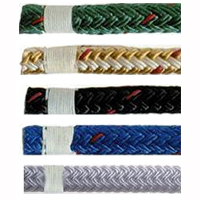 Double Braid Nylon Dock Line *by the foot*