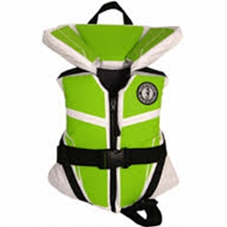 MUSTANG LIL' LEGENDS 100 INFANT LIFE JACKET MV3250